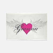 My Sweet Angel Gianna Rectangle Magnet