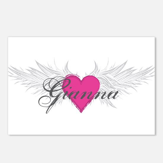 My Sweet Angel Gianna Postcards (Package of 8)