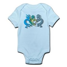 Trio Infant Bodysuit