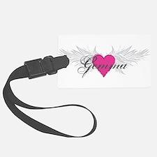 My Sweet Angel Gemma Luggage Tag