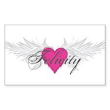 My Sweet Angel Felicity Decal