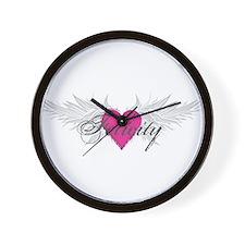 My Sweet Angel Felicity Wall Clock