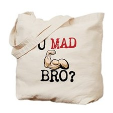 U MAD BRO? Tote Bag