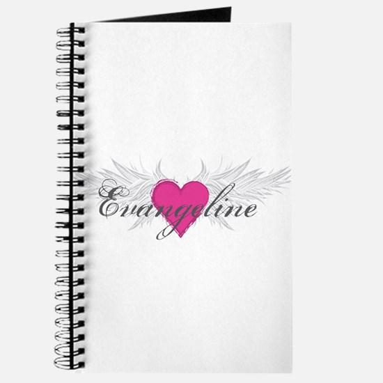 My Sweet Angel Evangeline Journal