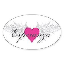 My Sweet Angel Esperanza Decal