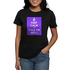 Keep Calm and Call an IBCLC Tee
