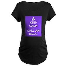 Keep Calm and Call an IBCLC T-Shirt