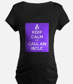 Keep Calm and Call an IBCLC T-Shirt