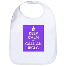 Keep Calm and Call an IBCLC Bib