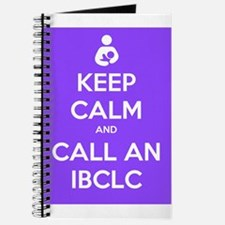 Keep Calm and Call an IBCLC Journal
