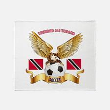 Trinidad and Tobago Football Design Stadium Blank