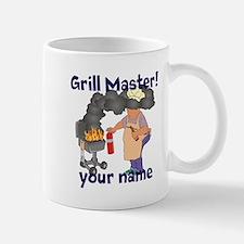 Personalized Grill Master Mug