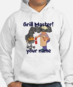 Personalized Grill Master Hoodie