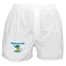 Photography Chick #3 Boxer Shorts