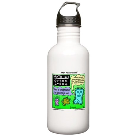 Stainless Steel Water Bottle (1.0 Liter)
