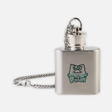 Bipolar Flask Necklace