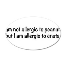 allergy-txtbk Wall Decal