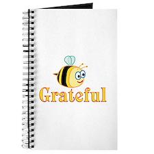 Be Grateful Journal