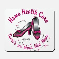 Home health care Mousepad