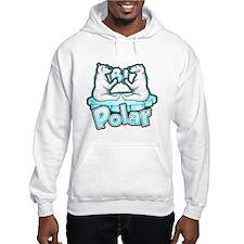 Bipolar Hoodie Sweatshirt