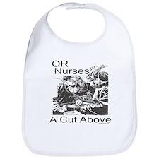 OR Nurses Bib