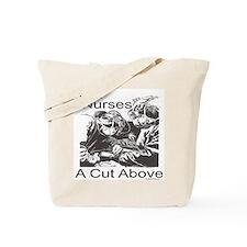 OR Nurses Tote Bag