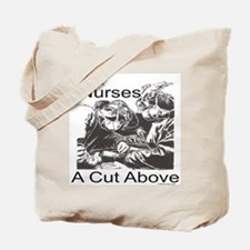 OR Nurses Tote Bag