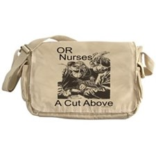 OR Nurses Messenger Bag