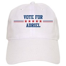 Vote for ADRIEL Baseball Baseball Cap