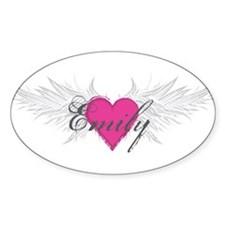 My Sweet Angel Emily Decal