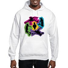 jumpingboy hooded sweatshirt