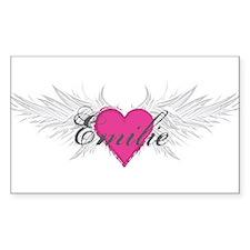 My Sweet Angel Emilie Decal