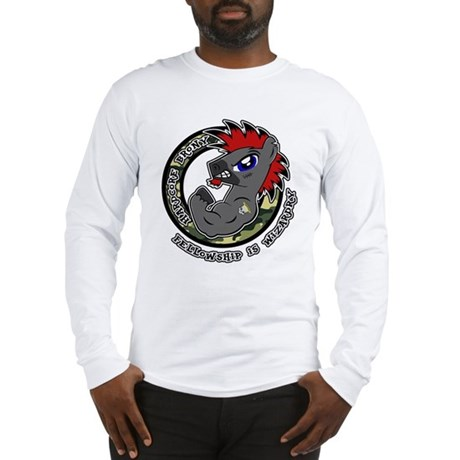 Hardcore Brony shirt Long Sleeve T-Shirt