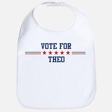 Vote for THEO Bib