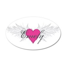 My Sweet Angel Emely Wall Decal