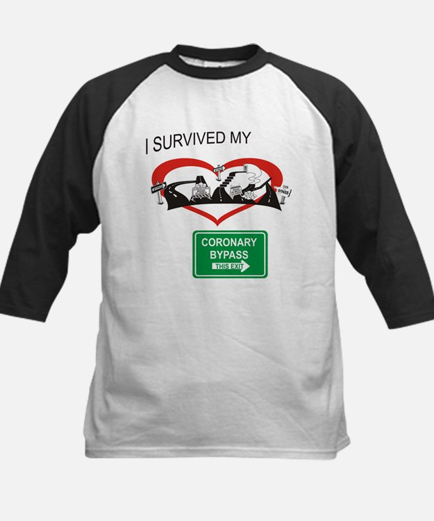 I survived my coronary bypass Tee