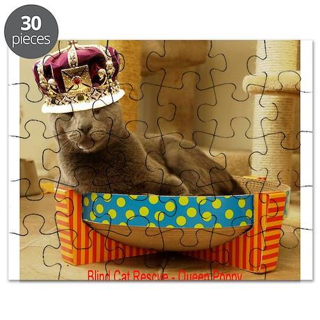 Queen Poppy Puzzle