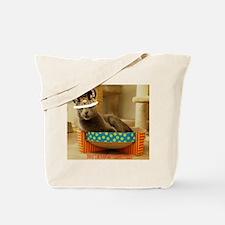 Queen Poppy Tote Bag