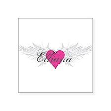 "My Sweet Angel Elliana Square Sticker 3"" x 3"""