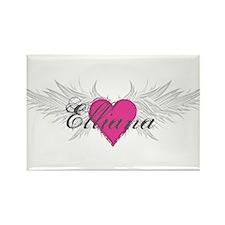 My Sweet Angel Elliana Rectangle Magnet