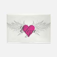 My Sweet Angel Eliza Rectangle Magnet