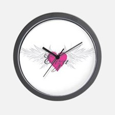 My Sweet Angel Eliza Wall Clock