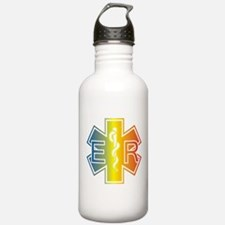 ER multicolor Water Bottle