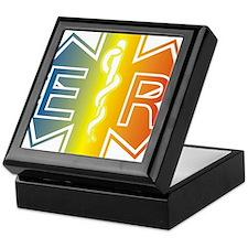 ER multicolor Keepsake Box