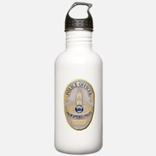 Palm Springs Police Water Bottle
