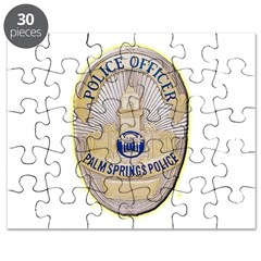 Palm Springs Police Puzzle
