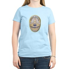 Palm Springs Police Women's Light T-Shirt