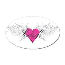 My Sweet Angel Edith Wall Decal