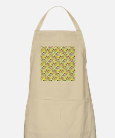 Repeating Happy Monkeys Apron