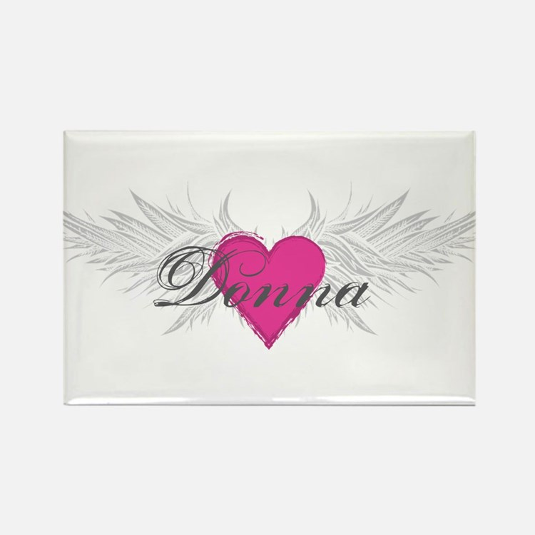 My Sweet Angel Donna Rectangle Magnet (10 pack)